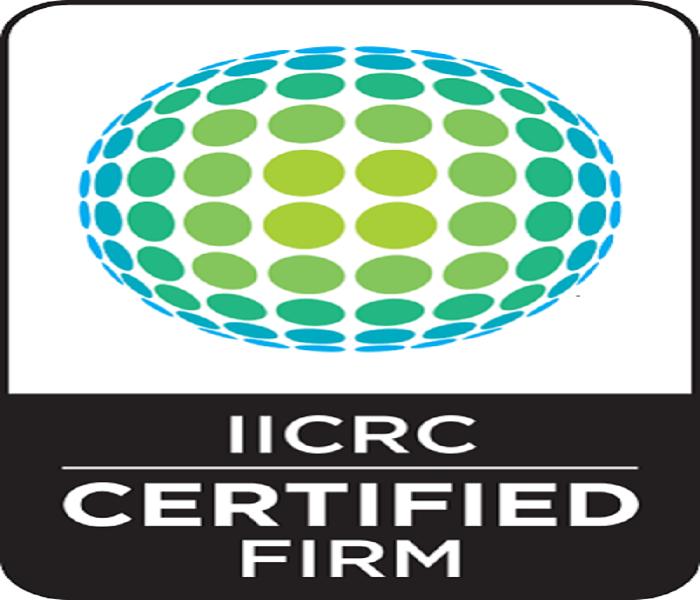 Iicrc Certified Firm Servpro Of Monterey Peninsula