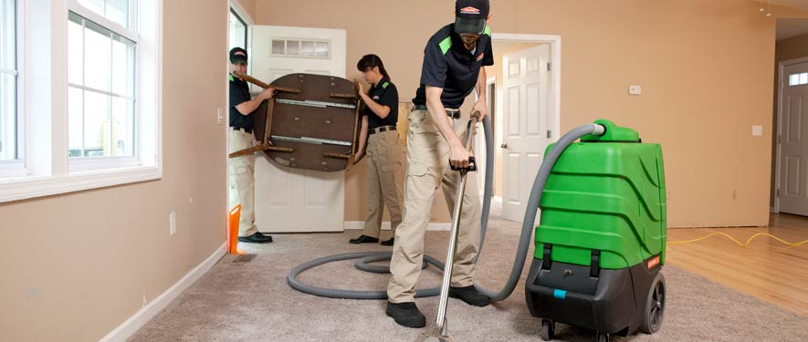 Salinas, CA residential restoration cleaning